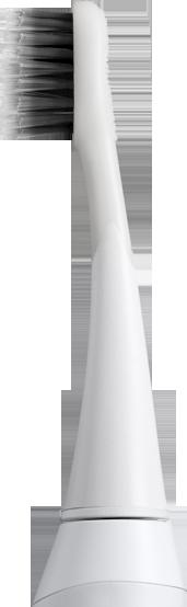 White Sonic Toothbrush Head
